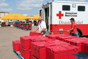 Robert Sofaly Red Cross