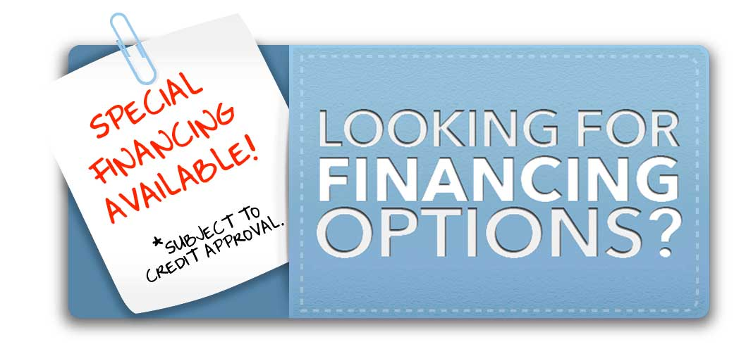 impact windows financing options