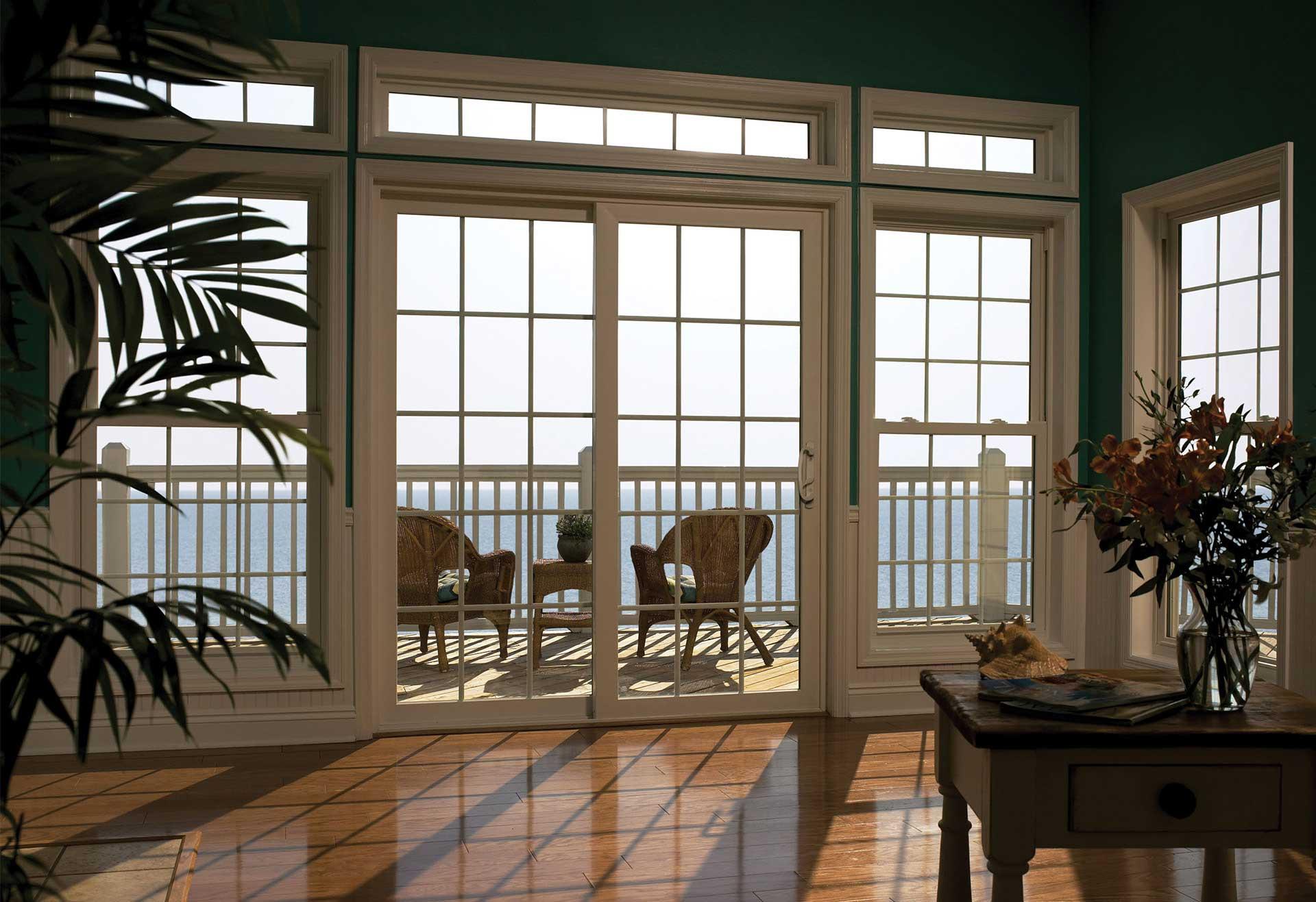 Impact Doors: Palm Beach Hurricane Windows