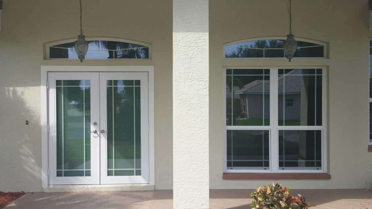 hurricane windows doors simonton exterior